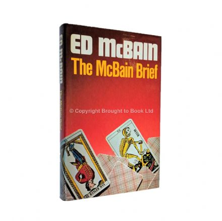 The McBain Brief by Ed McBain​​​​​​​ First Edition Hamish Hamilton 1982
